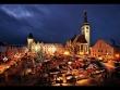 Žižkovo náměstí - Staročeské vánoční trhy